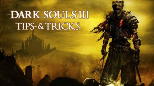 Dark souls 3 советы по игре
