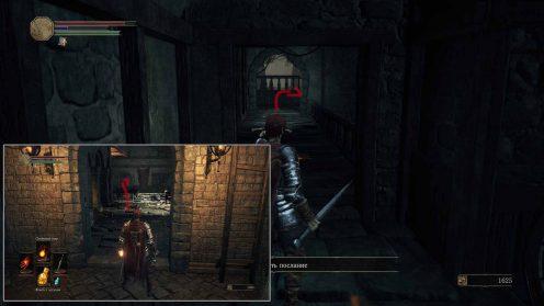 Местонахождение ключа Dark Souls 3 заключенный стена Лотрика