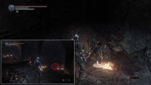 Где найти Пироманта в Dark Souls 3