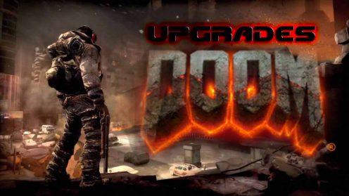 Doom 4 гайд по улучшениям, апгрейдам