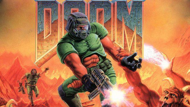 Doom 4 Пасхальные яйца