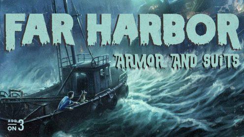 Руководство по броне,уникальным костюмам в Fallout 4 Far Harbor
