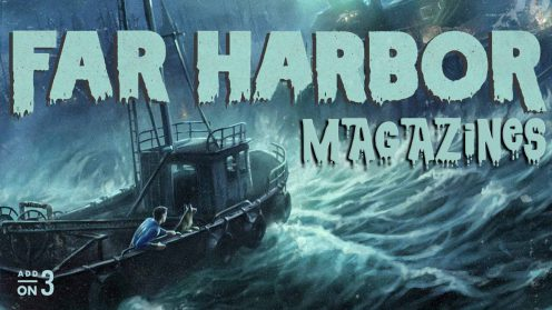 Руководство по журналам на острове Фар Харбор Fallout 4
