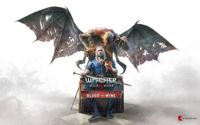 The Witcher 3 Крови и вино