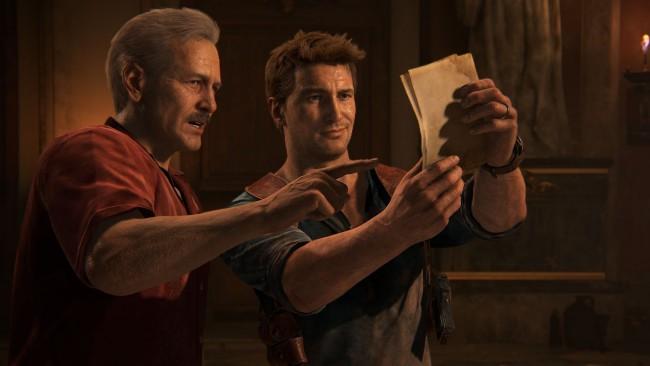 Uncharted 4 Путь Вора местонахождение записок