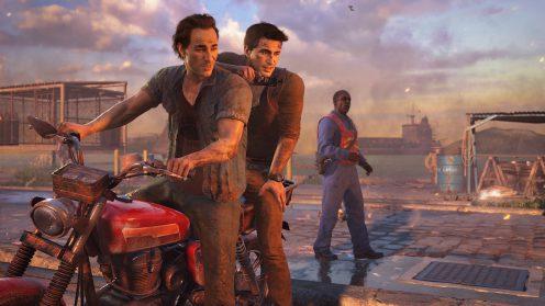 Uncharted 4 Последнее приключение Нейтана Дрейка в Мадагаскаре