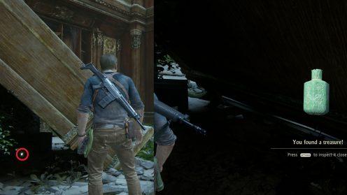Глава 15 Где найти сокровища в Uncharted 4