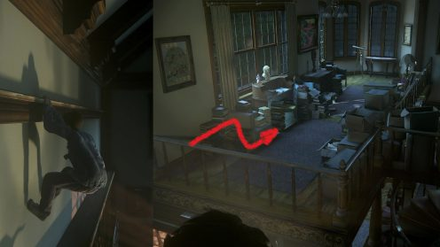 Uncharted 4 сокровища Глава 16 где найти в доме