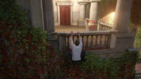 Глава 6 на выходе из поместья сокровища Uncharted 4
