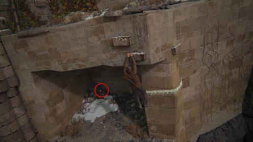 Восхождение по колоннам Uncharted 4 где найти сокровища