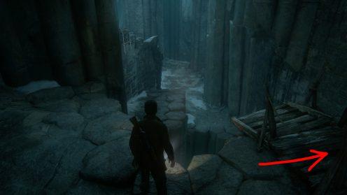 Глава 9 найти сокровища после Надин и Рейфа Uncharted 4