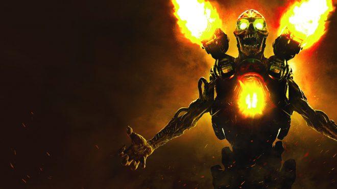 Doom 2016 Коллекционные предметы