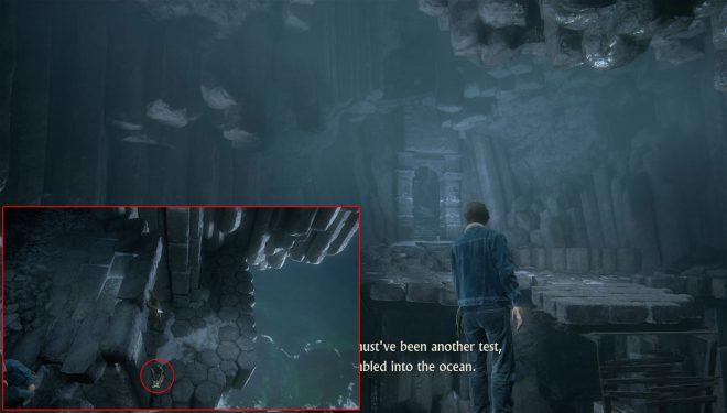 Uncharted 4 глава 9 месторасположение записки