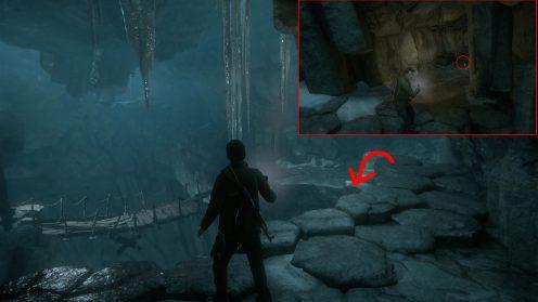 Где найти сокровища в Главе 9 Uncharted 4 фонарь