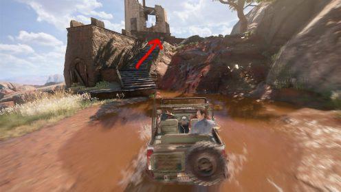 Местонахождение Сокровищ на Мадагаскаре Uncharted 4