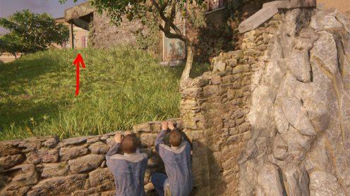 Найти сокровища в Uncharted 4 глава 6