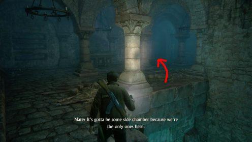 Только достойные месторасположение сокровищ Uncharted 4