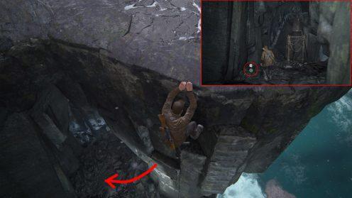 Коробка с черепашкой местонахождение сокровищ Uncharted 4