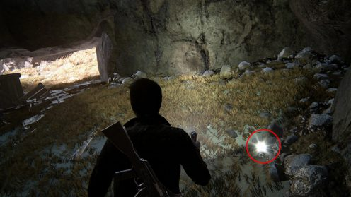 Uncharted 4 месторасположение сокровищ Глава 8 Могила Генри
