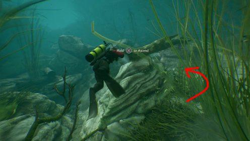 Uncharted 4 глава 3 местонахождение сокровищ