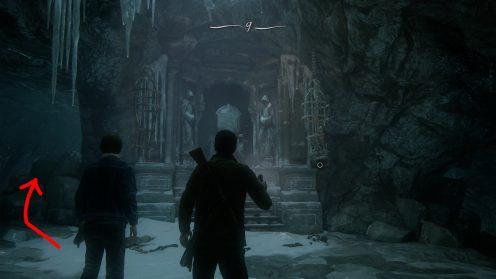 Uncharted 4 Глава 9 местонахождение сокровищ