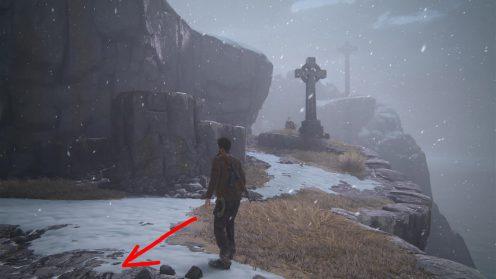 Uncharted 4 по пути в монастырь найти сокровища Глава 8