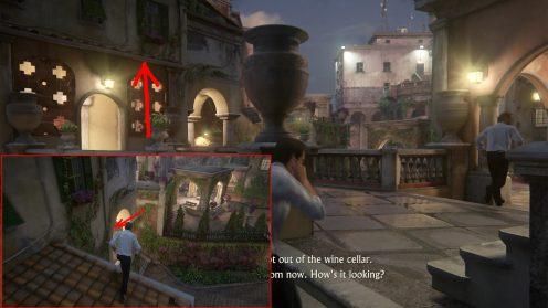 Uncharted 4 где найти сокровища в главе 6 коллекционирование