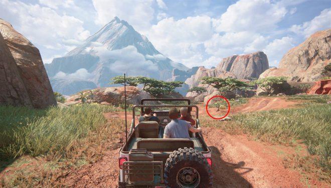 Uncharted 4 Трофей Камня на камне не оставить