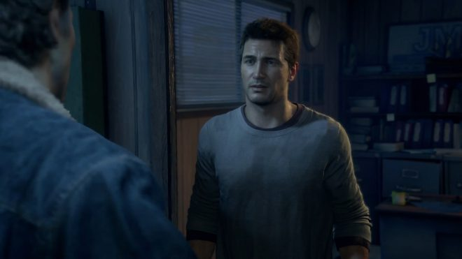 Uncharted 4 необязательные разговоры