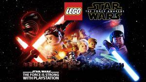 Путеводитель по игре Lego Star Wars: The Force Awakens.