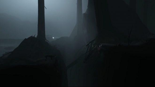 прохождение inside лес