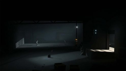 Inside прохождение два зомби загадка открытия двери