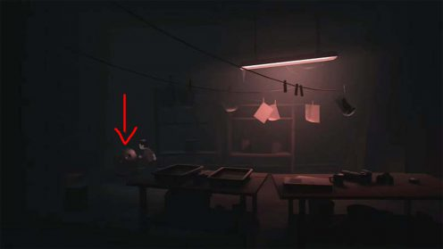 Где найти второй шар в подземелье Inside