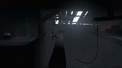 Где найти 3 шар в игре Inside
