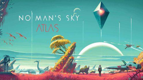 Как пользоваться Атласом в No Man's Sky