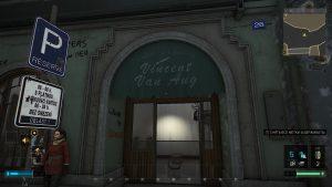 В подвале магазина Винсент Ван Ауг