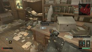 Deus Ex Mankind Divided поиск электронных книг