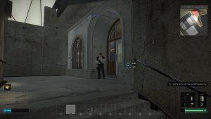 Вырубите охранника, когда он отойдет