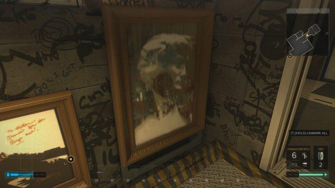 Подземелье Коллера секретная локация в Mankind Divided картина