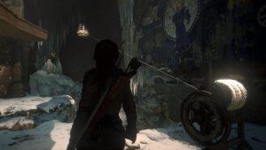 Rise of the Tomb Raider прохождение гробницы глас божий