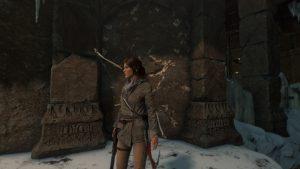 Rise of the Tomb Raider глас божий как пройти гробницу глас божий