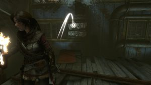 советская шахта прохождениеRise of the Tomb Raider
