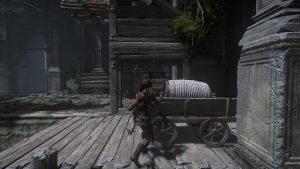 Прохождение гробницы палата страждущих Rise of the Tomb Raider