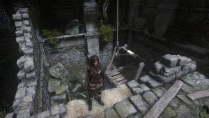 Rise of the Tomb Raider пройти палата страждущих