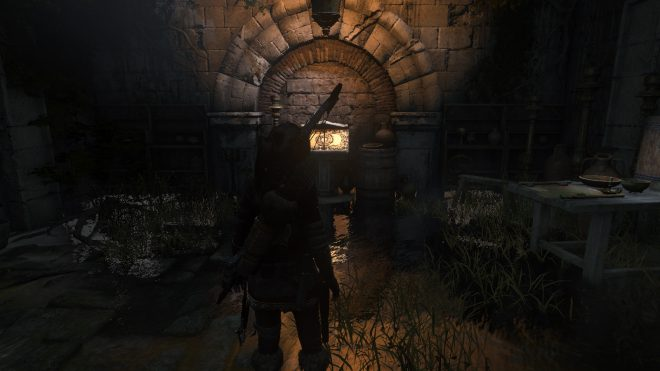 Rise of the Tomb Raider помощь в прохождении палата страждущих