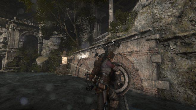 Гробницы Rise of the Tomb Raider Катакомбы священных вод