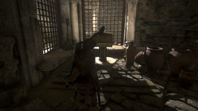 Все гробницы Катакомбы священных Rise of the Tomb Raider вод