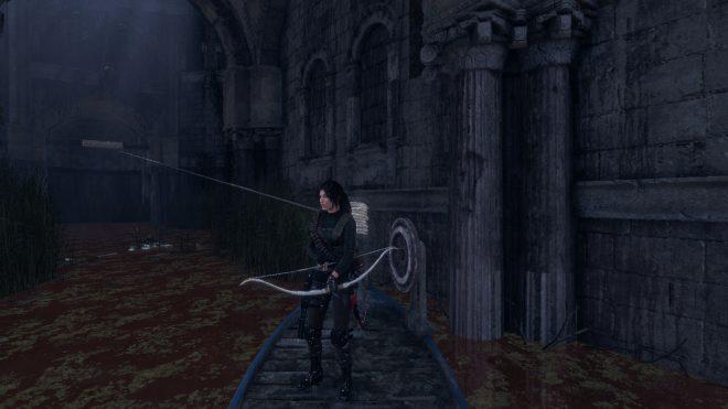 Rise of the Tomb Raider гробницы как пройти Китежские бани