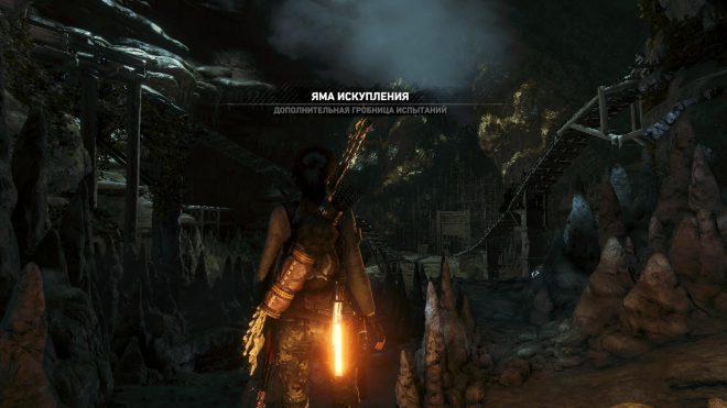 Rise of the Tomb Raider прохождение гробниц