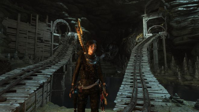 Все гробницы яма искупления Rise of the Tomb Raider
